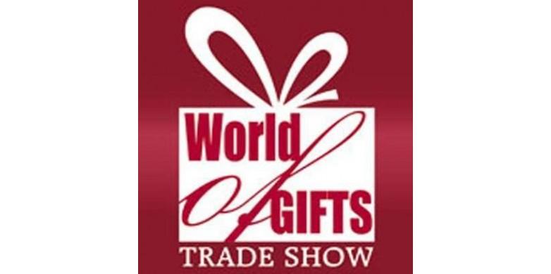 Международная выставка подарков WORLD OF GIFTS TRADE SHOW 13-16 сентября 2017