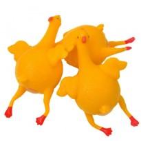 Лизун Антистресс с яйцом Курица