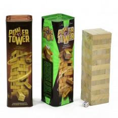 Настольная игра Дженга Power Tower