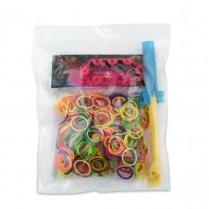 Резиночки для плетения Набор с мини-станком