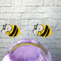 Антенки на ободке Пчелка