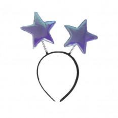 Антенки Звездочки (фиолетовые)