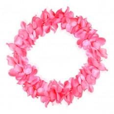 Гавайские леи Орхидеи (розовые)