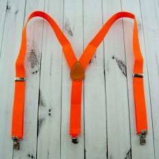Подтяжки (оранжевые)