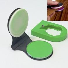 Мелок цветной пудра для волос Hair Chalk (зеленый)