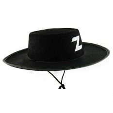 Шляпа детская Зорро