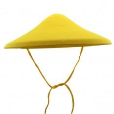 Шляпа Грибок (желтый)
