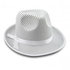 Шляпа мужская Мафия (белая)