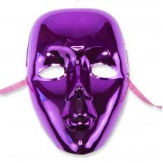 Маска Безликая Вольто (фиолетовая)