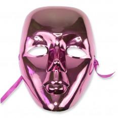 Маска Безликая Вольто (розовая)