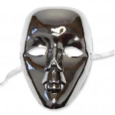 Маска Безликая Вольто (серебрянная)