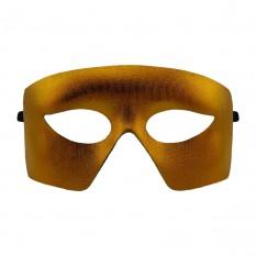 Венецианская маска Мистер Х (бронза)
