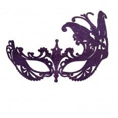 Венецианская маска Баттерфлай (фиолетовая)