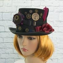 Шляпа Стимпанк Исследователь Глория 9128-053