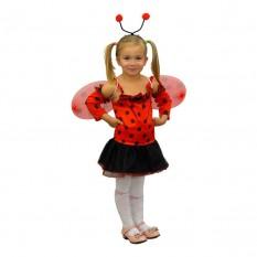 Маскарадный костюм Божья коровка (размер 4-6 лет)