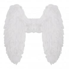 Крылья Амура большие 60х58см (белые)