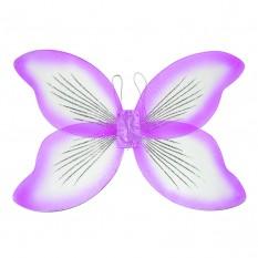 Крылья Феи (фиолетовые) 45х70см