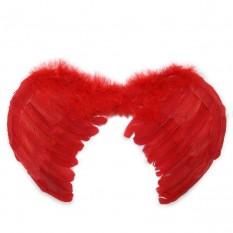 Крылья Ангела Маленькие 35х45 (красные)