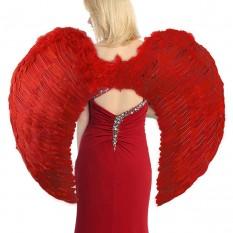 Крылья Ангела Супергигант 80х95см (красные)