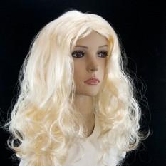 Парик Волна с пробором (блонд)