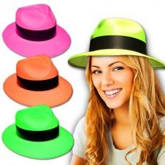 Карнавальные шляпы пластиковые