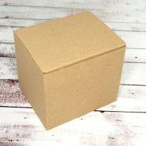 Коробка для чашки ( белая) №3