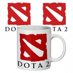 Чашка с принтом 63501 DotA