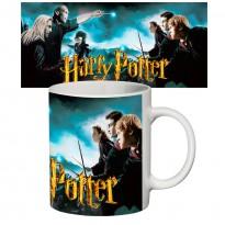 Чашка с принтом 63302 Гарри Поттер Битва за Хогвартс