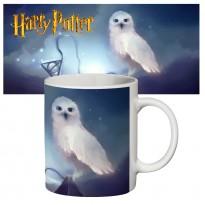 Чашка с принтом 63304 Гарри Поттер Сова
