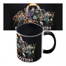 Подарочная чашка Overwatch