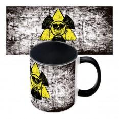 Подарочная чашка Радиация