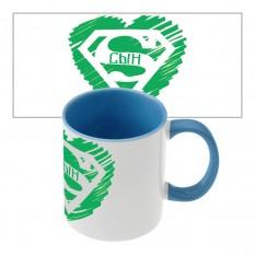 Подарочная чашка Супер Сын