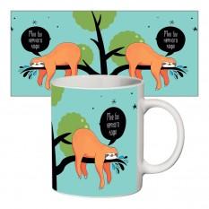 Чашка з принтом 63206 Мені б трохи кави
