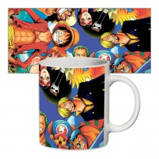 Чашка с принтом 63403 One Piece