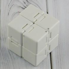 Кубик антистресс Infinity Cube (белый)