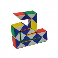 Головоломка Змейка рубика (36см)