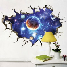 Интерьерная наклейка 3D Вселенная AL8502 90х60см