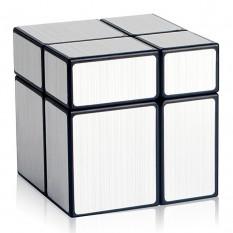 Кубик Рубика 2х2х2 Зеркальный (серебро)