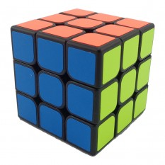 Кубик Рубика 3х3 NORMA (черный)