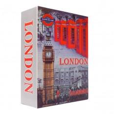 Книга сейф (24см) Лондон