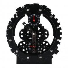 Часы Gear Clock Шестеренка
