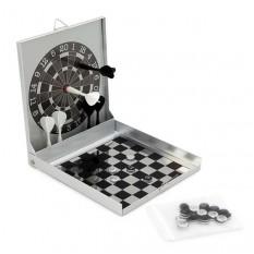 Магнитный Дартс и Шахматы