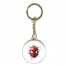 3D брелок Человек паук 3,5см