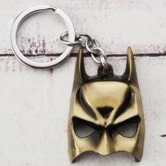 Брелок СГК 4003 Маска Бэтмена (золото)