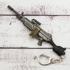 Брелок БКИ 2006 PUBG Пулемет M249