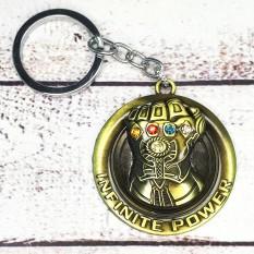 Брелок СГММ 5020 Мстители Перчатка бесконечности (бронза)