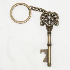 Брелок винтажный Ключик Узорный
