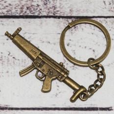 Брелок винтажный 9005 Пистолет-пулемет MP5