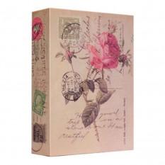 Книга-сейф (18см) Цветы