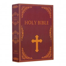 Книга сейф (18см) Библия